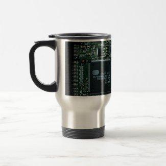 Hard Drive Computer Mug mug