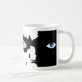 Hard Eyes Coffee Mug