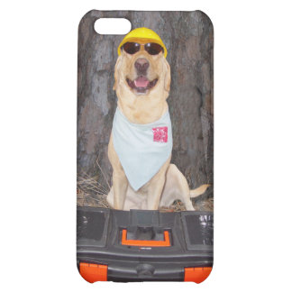 Hard Hat Lab Cover For iPhone 5C