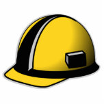 "Hard Hat Statuette<br><div class=""desc"">Hard Hat</div>"