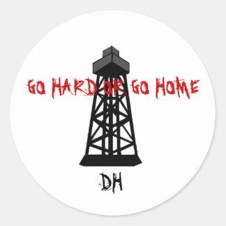 Hard Hat Sticker