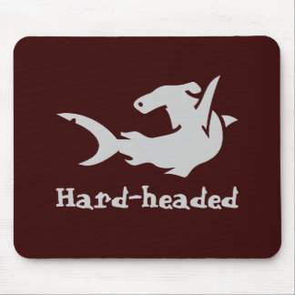 Hard-headed Mouse Pads
