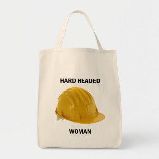 Hard Headed Woman Tote Bag