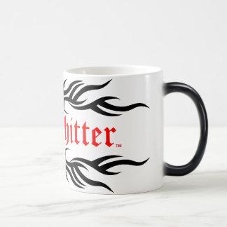 Hard Hitter Tribal Morphing Mug