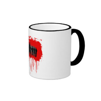 Hard Hitter Victory Ringer Mug