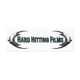 Hard Hitting Films Print