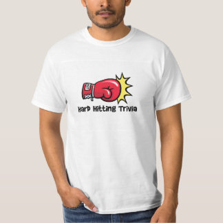 Hard Hitting Trivia T-Shirt