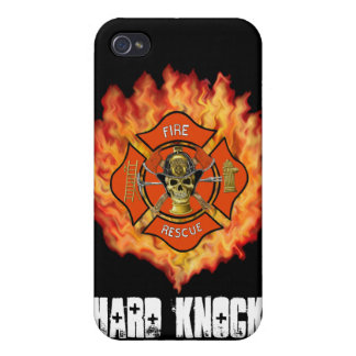Hard Knock Cover For iPhone 4