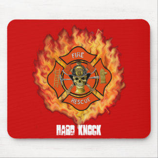 Hard Knock Mouse Pad