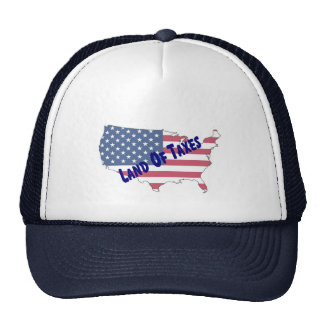 Hard Landing Trucker Hat