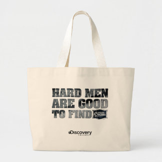 Hard Men Tote Bag