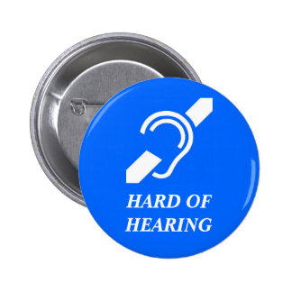 Hard of Hearing Button