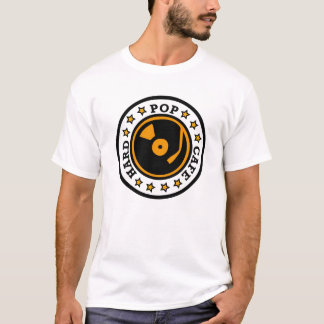 Hard Pop cafe T-Shirt