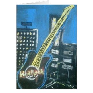 HARD ROCK 1 CARD