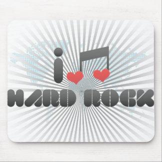 Hard Rock fan Mouse Pad