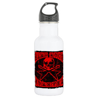 hard rock forever stainless steel water bottle