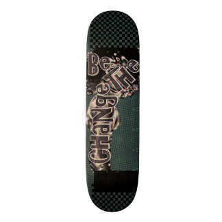 Hard-Rock Maple Skateboard (Change)