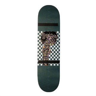 Hard-Rock Maple Skateboard (Change 03)
