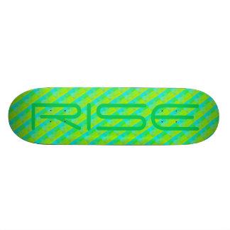 Hard-Rock Maple Skateboard (Rise)