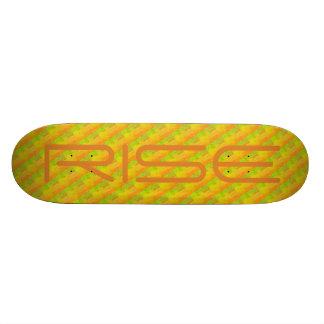 Hard-Rock Maple Skateboard (Rise 3)