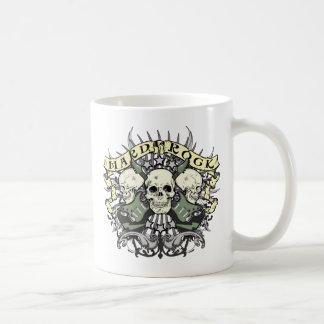 Hard Rock Skull and Guitars Mugs