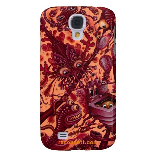 Hard Shell Case for iPhone 3G Samsung Galaxy S4 Cover