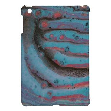 Hard shell iPad Mini Case Custom Graphics