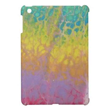 Hard shell iPad Mini Case Custom Graphics Case