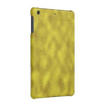 Hard shell iPad Mini Case (Gold)