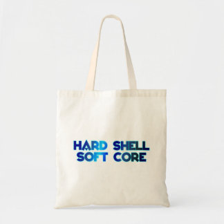 hard shell softly core bag