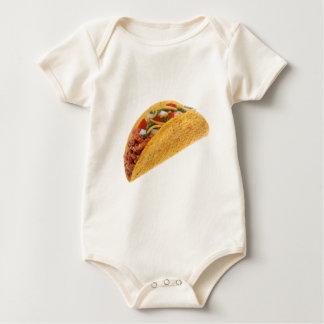 Hard Shell Taco Baby Creeper