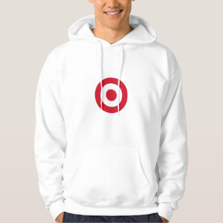 hard target! hoodie