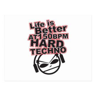 Hard-Techno-gavin-and-randys-music-taste-23744277- Postcard