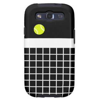Hard Tennis Court Galaxy S3 Covers
