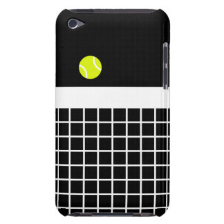 Hard Tennis Court iPod Touch Case-Mate Case