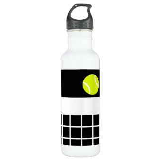 Hard Tennis Court Water Bottle