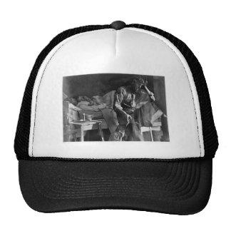 Hard Times Vintage  Daguerreotype 1860 Trucker Hat
