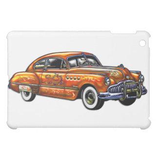 Hard Top Two Door Classic Car iPad Mini Cases