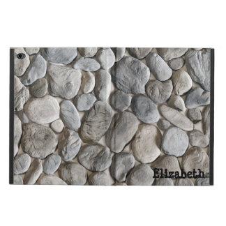 Hard wall stone case imitation iPad Air 2 Case