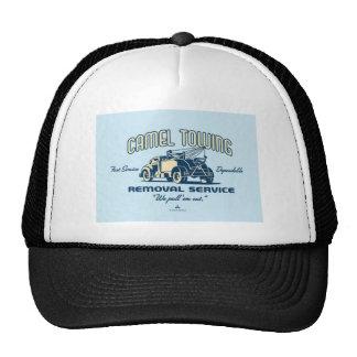 Hard Wok Memorabilia Mesh Hat
