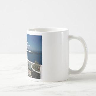 Hard work and success classic white coffee mug