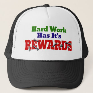 Hard Work Appreciation Trucker Hat