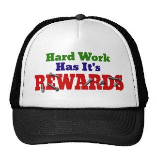 Hard Work Appreciation Trucker Hat