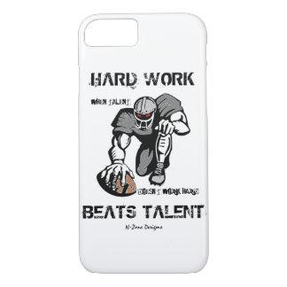 HARD WORK iPhone 8/7 CASE