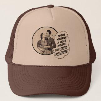 Hard Worker... Trucker Hat
