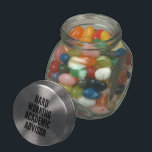 "Hard Working Academic Advisor Glass Candy Jar<br><div class=""desc"">This text design featuring the phrase &quot;Hard Working Academic Advisor&quot; is perfect for any academic advisor that works hard.</div>"