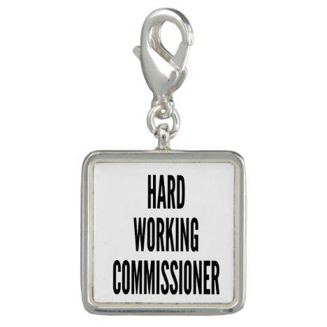 Hard Working Commissioner Charm