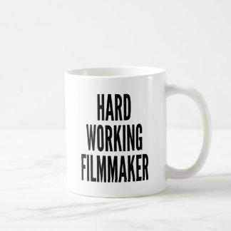 Hard Working Filmmaker Coffee Mug
