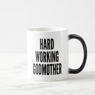 Hard Working Godmother Magic Mug