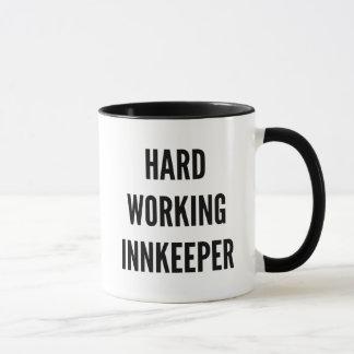 Hard Working Innkeeper Mug